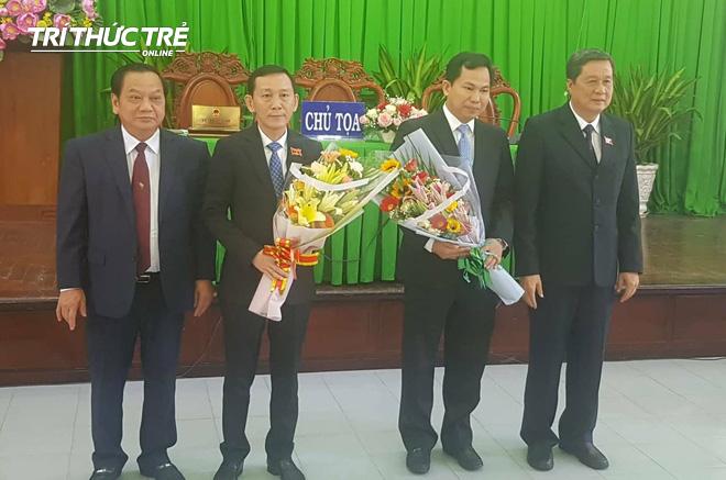 Ông Lê Quang Mạnh được bầu làm Chủ tịch UBND TP Cần Thơ - Ảnh 2.