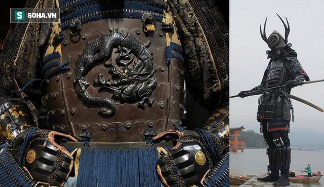Kho báu huyền thoại của chiến binh Samurai: Thách thức sự hủy diệt của vũ khí - Ảnh 1.