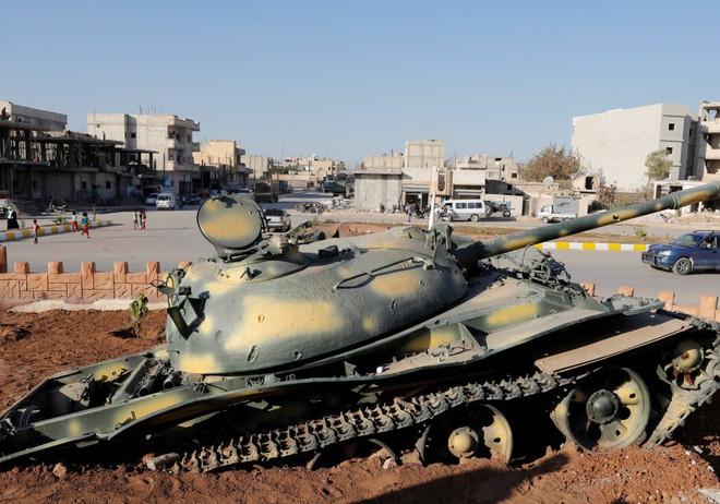 Cái chết của Captain America và câu hỏi End Game nào cho Đông bắc Syria? - Ảnh 2.