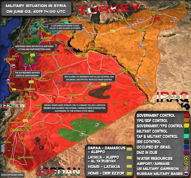 Quân đội Syria có bước đột phá quan trọng - Thắng lớn nhất trong nhiều ngày qua? - Ảnh 4.