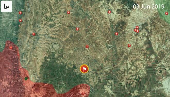 Quân đội Syria có bước đột phá quan trọng - Thắng lớn nhất trong nhiều ngày qua? - Ảnh 2.