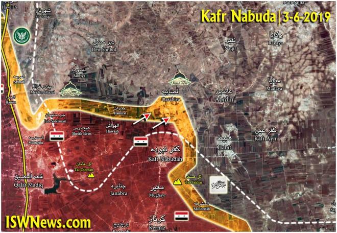 Quân đội Syria có bước đột phá quan trọng - Thắng lớn nhất trong nhiều ngày qua? - Ảnh 1.