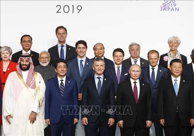 G20 và vị thế Việt Nam - Ảnh 1.