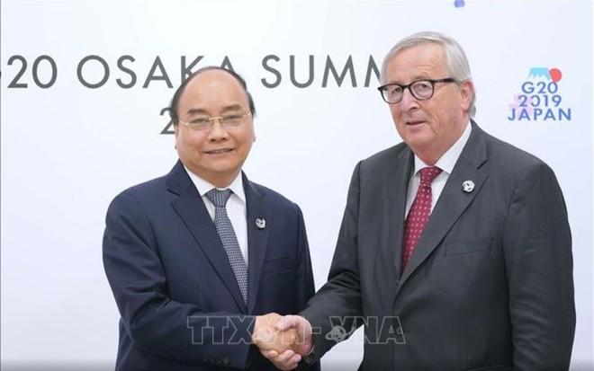 G20 và vị thế Việt Nam - Ảnh 5.
