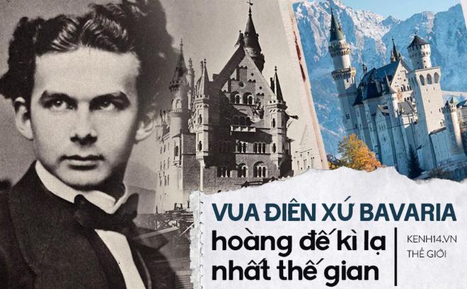 Vua điên xứ Bavaria: Cả đời đắm chìm trong cổ tích ảo mộng, đến cái chết cũng đầy bí ẩn tại tòa lâu đài đẹp nhất châu Âu