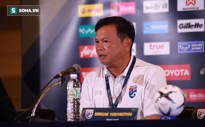 HLV Thái Lan thay đổi đột ngột, nói điều bất ngờ về trận gặp Việt Nam