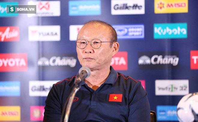HLV Park Hang-seo thanh minh với Thái Lan, tiết lộ tin vui cho Tuấn Anh