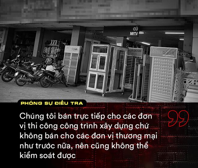 Trưởng phòng Kinh doanh KIN LONG: Không thể kiểm soát được hàng giả trên thị trường - Ảnh 3.