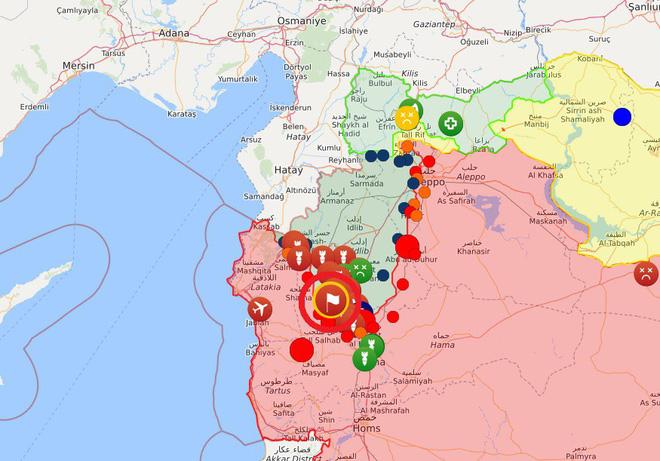 Quân đội Syria thắng lớn, phiến quân sụp đổ hàng loạt - Máy bay trinh sát Mỹ đột ngột xuất hiện - Ảnh 5.