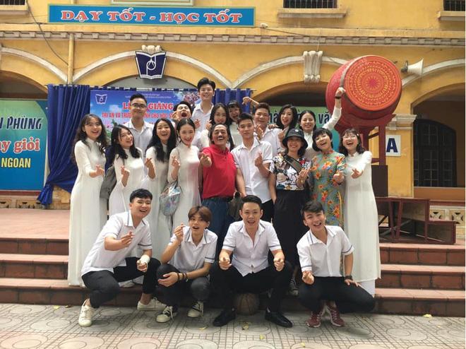 MC Thảo Vân tham gia phim dài 500 tập của đạo diễn Giang Còi - Ảnh 1.