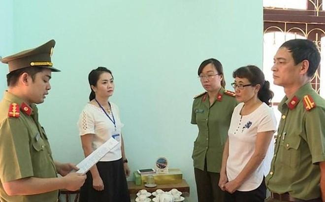 Gian lận điểm thi ở Sơn La: Công an tạm giữ hơn 2,4 tỉ đồng và nhiều tang vật