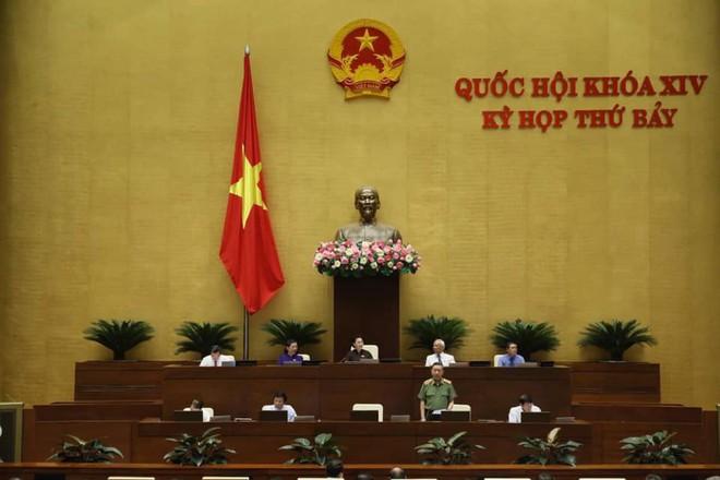 Bộ trưởng Công an Tô Lâm: Số người nghiện ở Việt Nam chỉ bằng 1/10 Philippines - Ảnh 4.