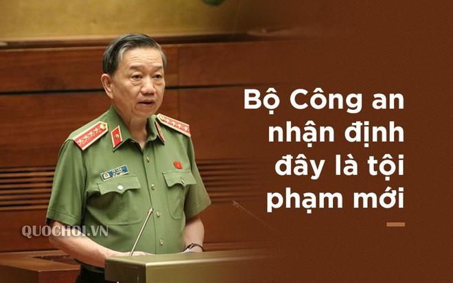 Bộ trưởng Công an Tô Lâm: Số người nghiện ở Việt Nam chỉ bằng 1/10 Philippines - Ảnh 3.