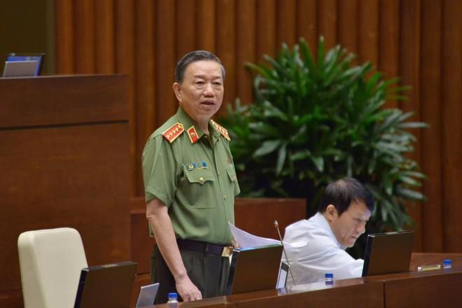 Bộ trưởng Công an Tô Lâm: Số người nghiện ở Việt Nam chỉ bằng 1/10 Philippines - Ảnh 1.