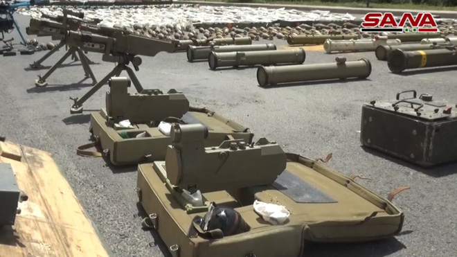 Quân đội Syria thắng lớn, phiến quân sụp đổ hàng loạt - Máy bay trinh sát Mỹ đột ngột xuất hiện - Ảnh 10.