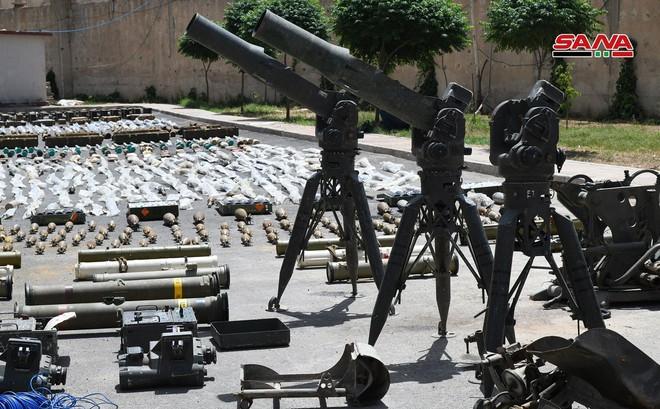 Quân đội Syria thắng lớn, phiến quân sụp đổ hàng loạt - Máy bay trinh sát Mỹ đột ngột xuất hiện - Ảnh 9.
