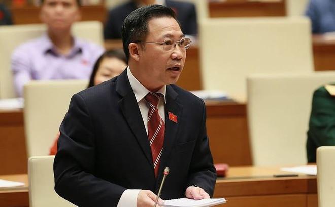 """ĐBQH tranh luận với Bộ trưởng Tô Lâm về vụ người được cho là """"người nhà quan chức"""" xâm hại trẻ em"""