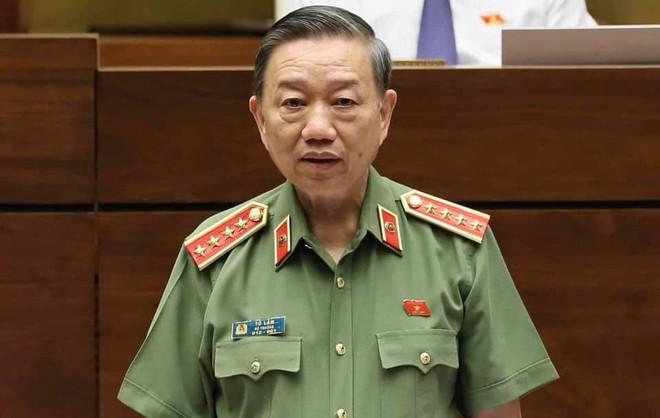 ĐBQH tranh luận với Bộ trưởng Tô Lâm về vụ người được cho là người nhà quan chức xâm hại trẻ em - Ảnh 1.