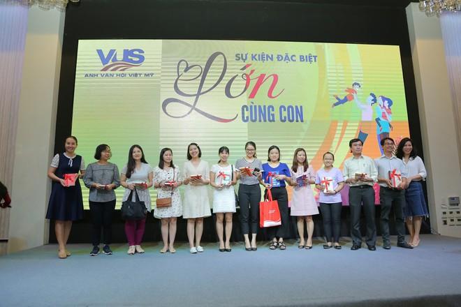"""Gần 1000 phụ huynh TP.HCM tham gia sự kiện """"Lớn Cùng Con"""" do VUS tổ chức - Ảnh 3."""