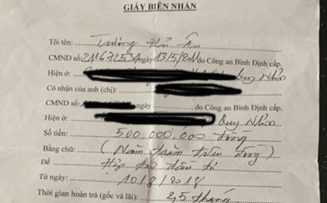 """Phó Giám đốc Sở LĐ-TB&XH Bình Định """"nghỉ phép chữa bệnh"""" bị đòi nợ ráo riết"""