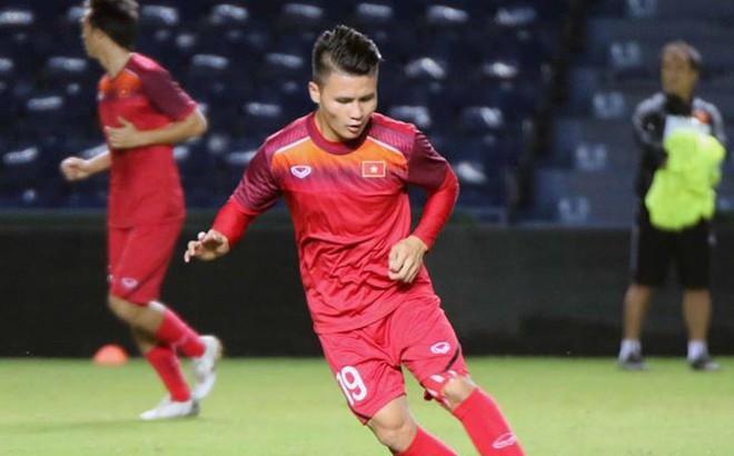 Thống kê bất ngờ về Quang Hải trước King's Cup 2019