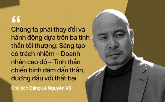Nguyên tắc vàng trong sách 'gối đầu giường' của Đặng Lê Nguyên Vũ và bài diễn thuyết được trả giá 1 tỷ đô la