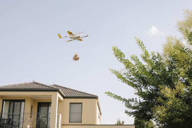Dân Trung Quốc đang được trải nghiệm giao hàng bằng máy bay không người lái - Ảnh 4.