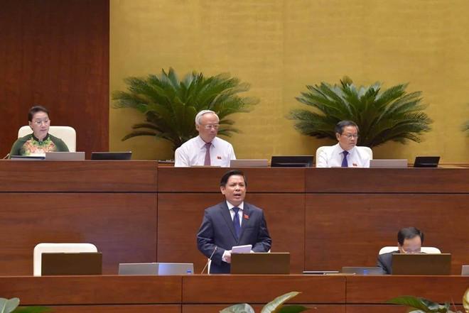 Bộ trưởng Nguyễn Văn Thể: Tổng thầu Trung Quốc của đường sắt Cát Linh thiếu kinh nghiệm vận hành - Ảnh 1.