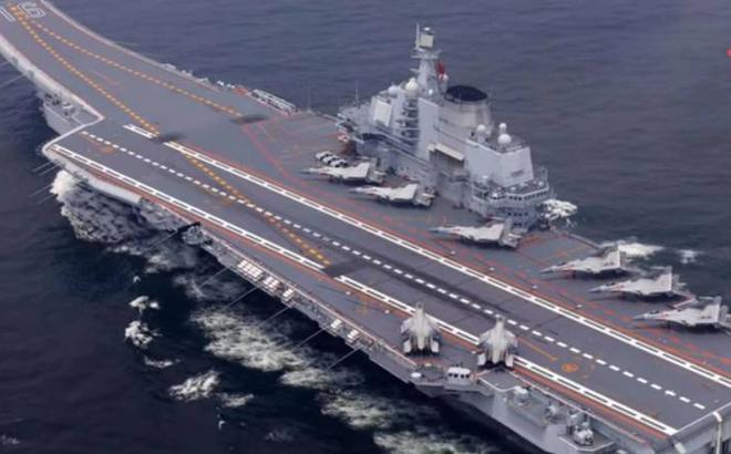 """Dưới áp lực quân sự của Mỹ, Trung Quốc """"gặt lúa non"""" đưa tàu sân bay thứ hai vào trang bị?"""