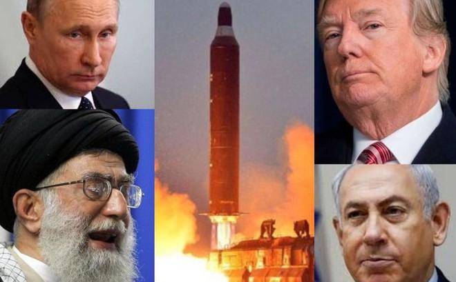 Thông điệp bất ngờ Nga dành cho Iran ở Syria