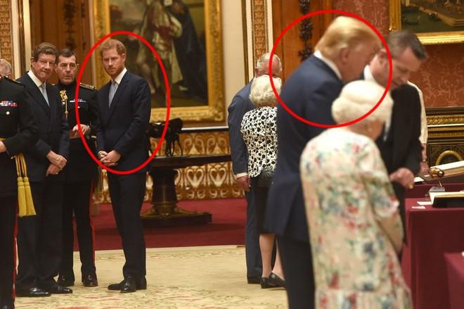 Hoàng tử Harry bị chỉ trích dữ dội khi có hành động tồi tệ và thô lỗ đối với Tổng thống Mỹ và Ivanka Trump - Ảnh 2.