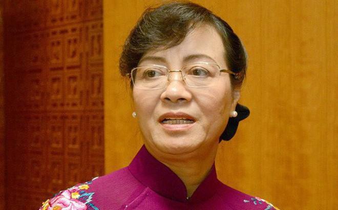 """Bà Nguyễn Thị Quyết Tâm: """"Ứng xử của ông Đoàn Ngọc Hải làm tôi rất ngạc nhiên, khó hiểu"""""""
