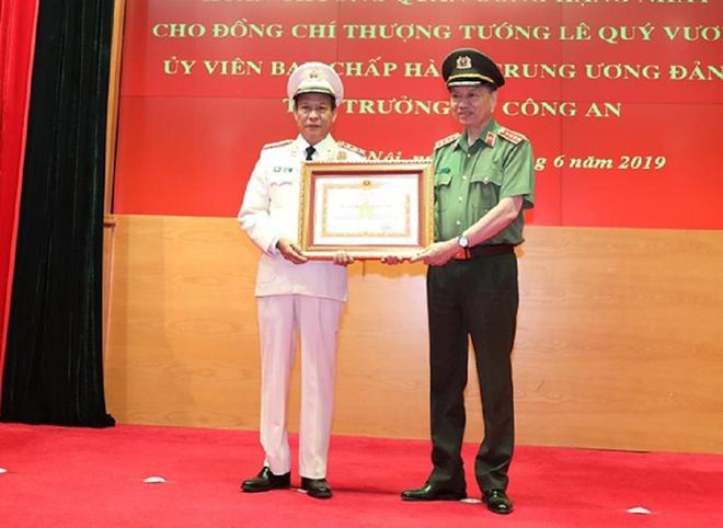 Giám đốc Công an Sơn La được phong tặng danh hiệu Anh hùng - Ảnh 1.