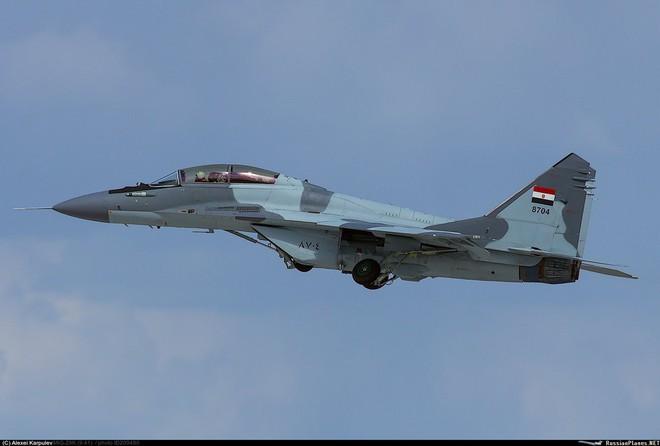 Su-35 có nguy cơ tham chiến với KQ Israel: Cuộc chiến 6 ngày mới sẽ rất đẫm máu? - Ảnh 5.