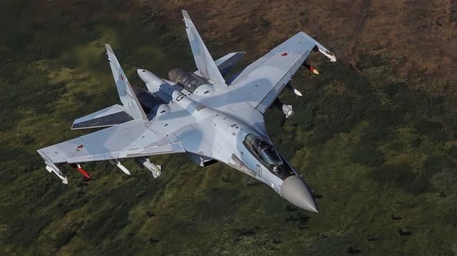 Su-35 có nguy cơ tham chiến với KQ Israel: Cuộc chiến 6 ngày mới sẽ rất đẫm máu? - Ảnh 2.