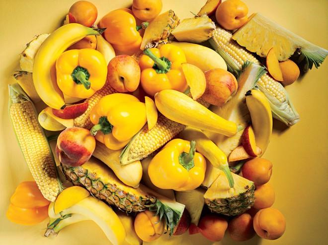 Kiên trì ăn 5 màu thực phẩm mỗi ngày: Người 70 tuổi có cơ thể trẻ khỏe như 50 tuổi - Ảnh 3.
