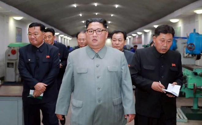"""Triều Tiên: """"Mỹ đừng thách thức sự kiên nhẫn của chúng tôi"""""""