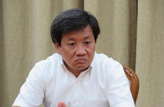 Đại biểu Lưu Bình Nhưỡng nói về việc ông Đoàn Ngọc Hải xin từ chức - Ảnh 1.