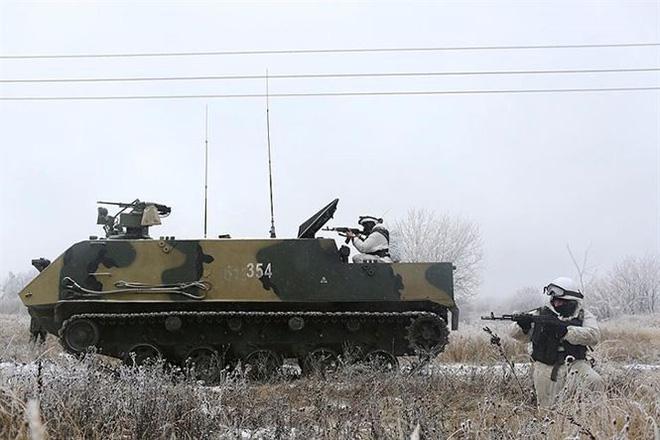 Hé lộ những thiết bị quân sự tối tân được Nga mang đến Army-2019 - Ảnh 4.