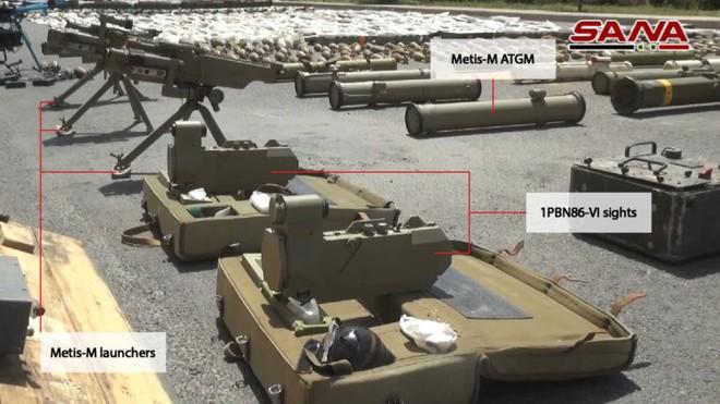 Vũ khí Nga - Mỹ từng khiến QĐ Syria thất điên bát đảo: Rất uy lực nhưng đã bị tóm sống! - Ảnh 1.