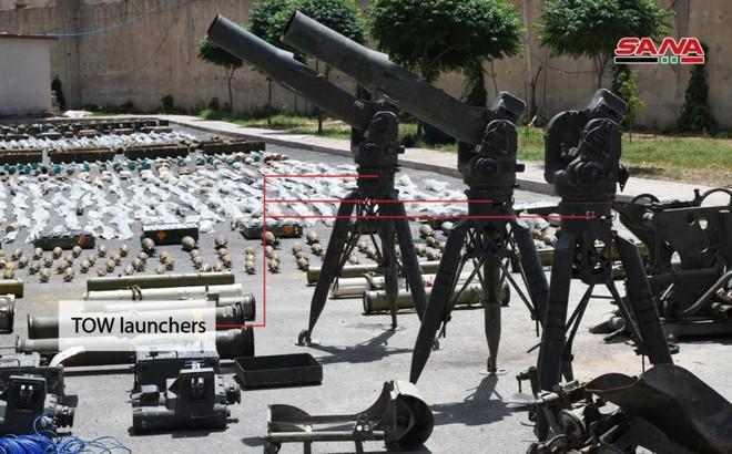 """Vũ khí Nga - Mỹ từng khiến QĐ Syria """"thất điên bát đảo"""": Rất uy lực nhưng đã bị tóm sống!"""