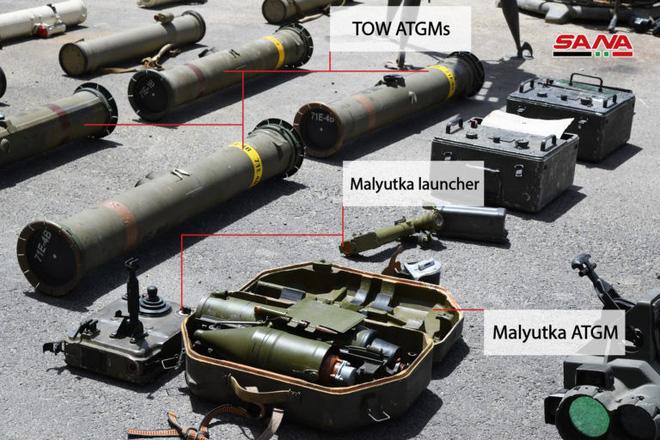 Vũ khí Nga - Mỹ từng khiến QĐ Syria thất điên bát đảo: Rất uy lực nhưng đã bị tóm sống! - Ảnh 3.