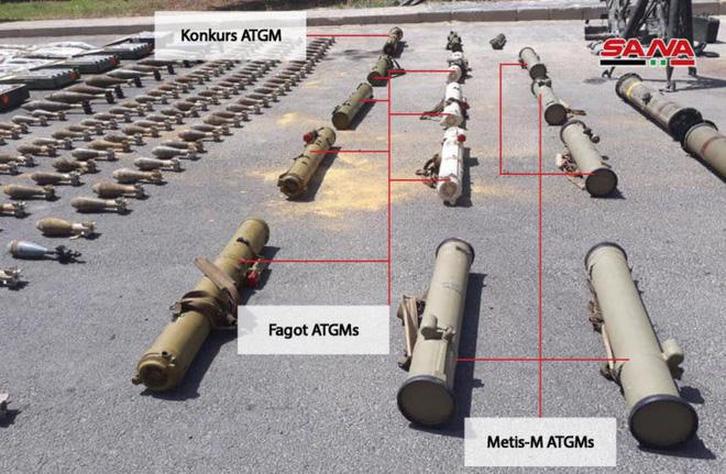 Vũ khí Nga - Mỹ từng khiến QĐ Syria thất điên bát đảo: Rất uy lực nhưng đã bị tóm sống! - Ảnh 4.