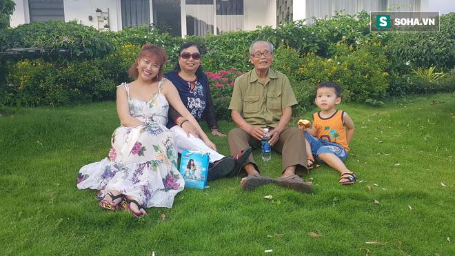 Phi Thanh Vân: Ông bà nội nghèo nên buộc phải đem con đi cho bớt, bố tôi ở đợ từ nhỏ - Ảnh 6.