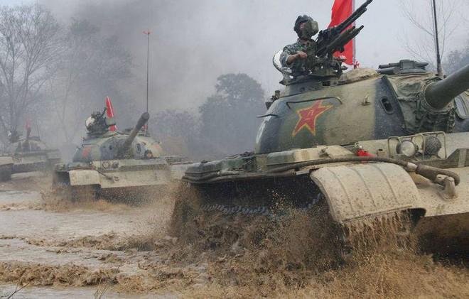 Trung Quốc đứng số 1 thế giới về số lượng xe tăng nhưng phải xấu hổ vì điều này? - Ảnh 1.