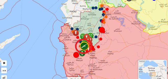 Nga cảnh báo khẩn ở Syria - Mỹ và liên quân có cớ tập kích tên lửa ồ ạt - Ảnh 3.