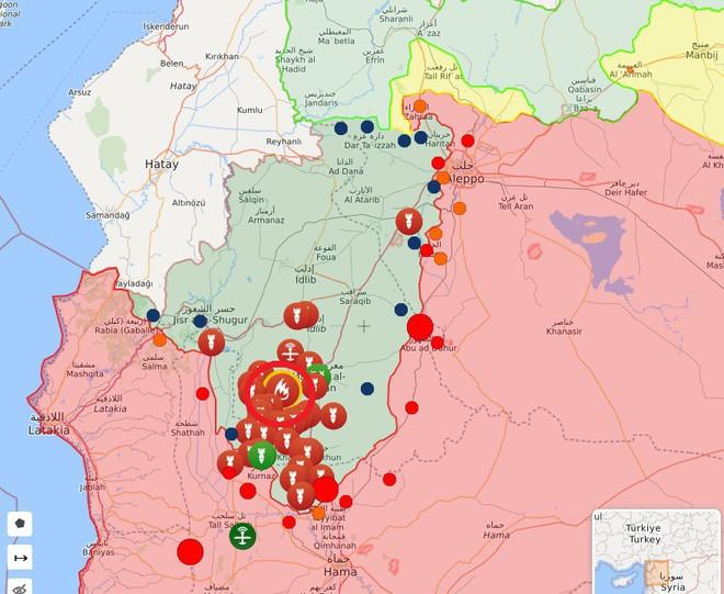 Nga cảnh báo khẩn ở Syria - Mỹ và liên quân có cớ tập kích tên lửa ồ ạt - Ảnh 5.