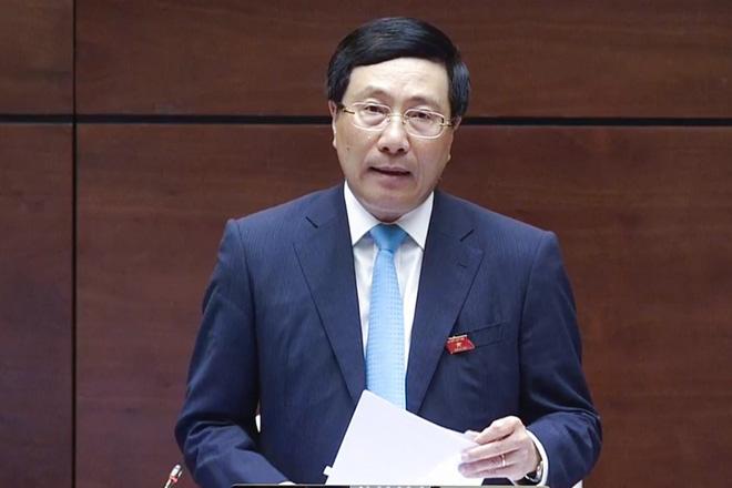 Thống đốc Ngân hàng: Bộ Tài chính Mỹ kết luận Việt Nam không thao túng tiền tệ - Ảnh 1.