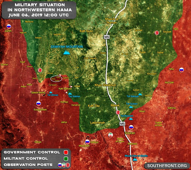 Nga cảnh báo khẩn ở Syria - Mỹ và liên quân có cớ tập kích tên lửa ồ ạt - Ảnh 4.
