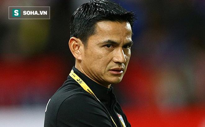 """Được CĐV cầu cứu, Kiatisuk sẽ trở lại giúp Thái Lan """"đòi nợ"""" Việt Nam?"""
